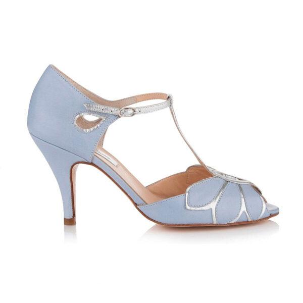 Rachel Simpson Mimosa Powder Blue