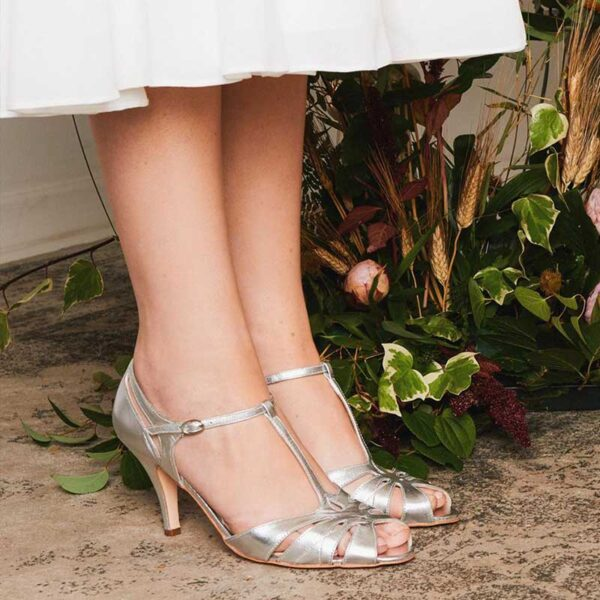 Rachel Simpson Ginger Silver