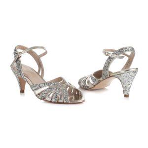 Rachel Simpson Giselle Platinum Glitter