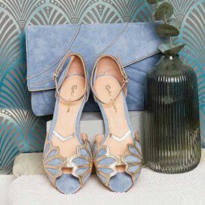 Rachel Simpson Isadora Dusky Blue