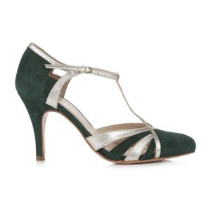 Rachel Simpson Paloma Forest Green