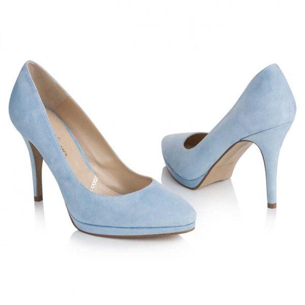 Rachel Simpson Scarlett Ice Blue