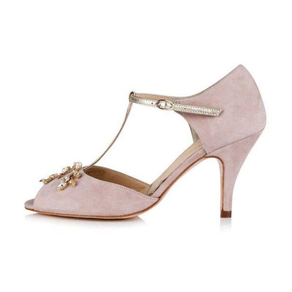 Rachel Simpson Amalia Powder Pink
