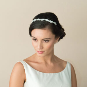 Ivory & Co Violet Tiara